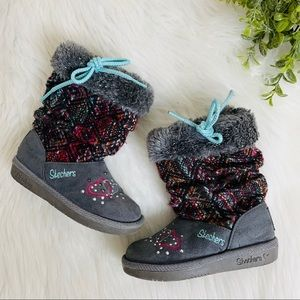 Skechers Twinkle Toes Boots Size 9